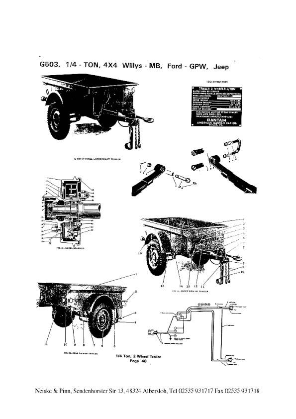 Willys MB Jeep GPW